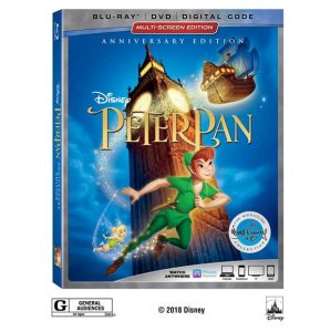 Enter to Win a Digital Download of Disney's Peter Pan