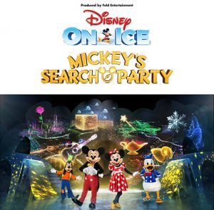 Win Tickets to Disney On Ice Presents Mickey's Search Party at Royal Farms Arena – Oct. 10-14
