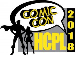 Get Your Geek on With 8th Comic Con at HCPL – October 20