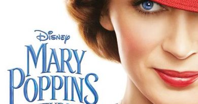 Enter to Win a Digital Download of Disney's Mary Poppins Returns