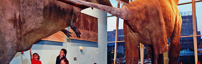 Half price admission and annual pass to the Maryland Science Center