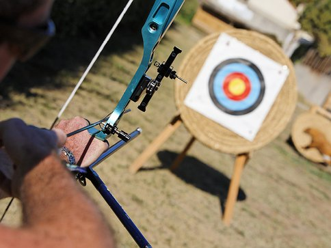Archery Lesson For Up To Four People only $39! – {Churchville}