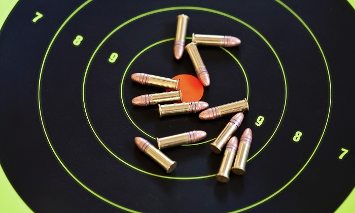 Shooting Experience for Two at Horst & McCann only $51! – {Bel Air}