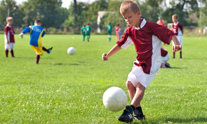 Baltimore Blast Youth Soccer Camp for only $125 – {Churchville}