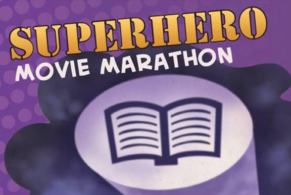 {FREE} Superhero Movie Marathon at HCPL this summer!