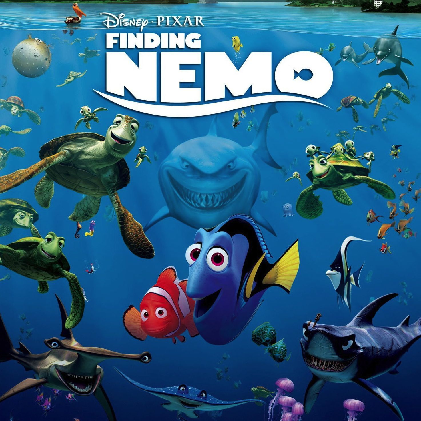 Harford Community College – Sizzling Summer Movie Series – Finding Nemo