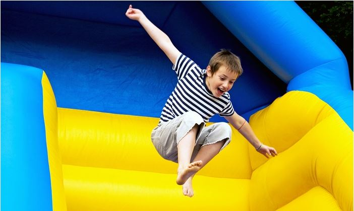 Discounted Bounce Sessions at That Bouncy Place – {Forest Hill}