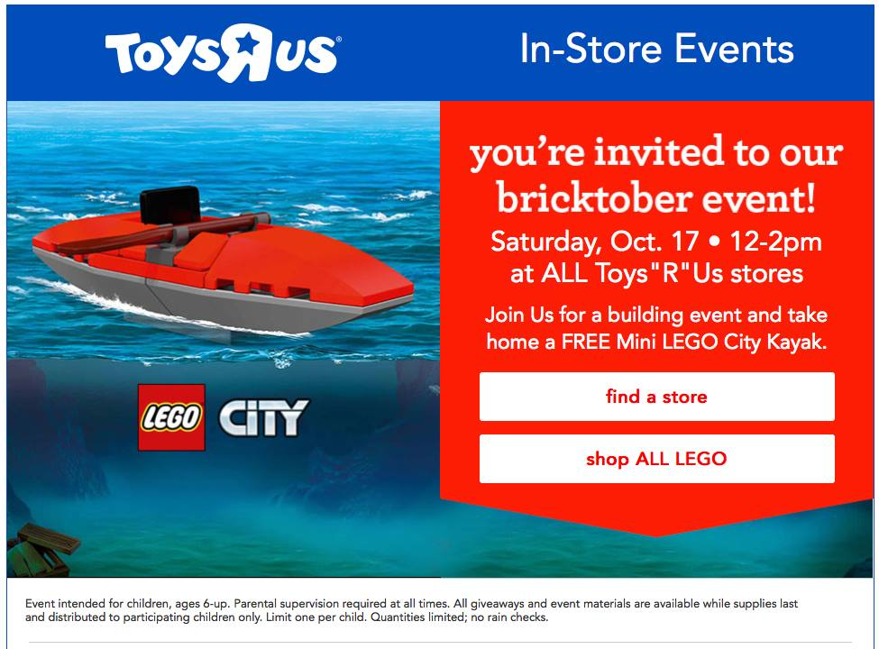 Event - 10.17.15 - Lego Build TRU