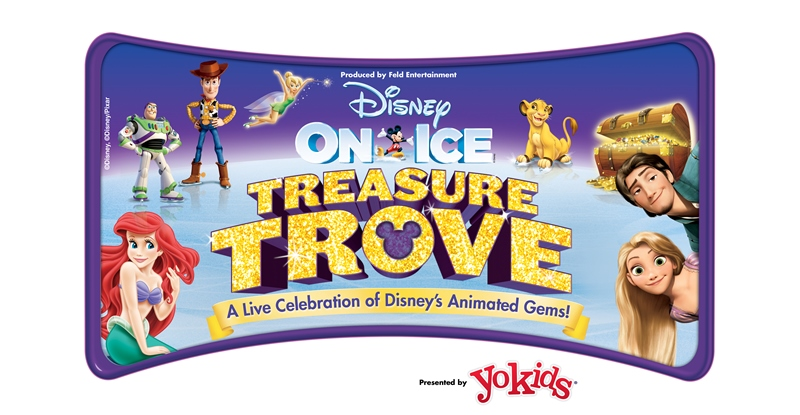 DISNEY On Ice is coming to Royal Farms Arena – February 3-7, 2016