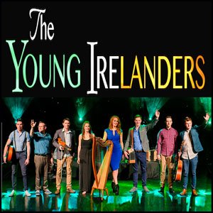 Discount Tickets to The Young Irelanders at Harford Community College – March 13