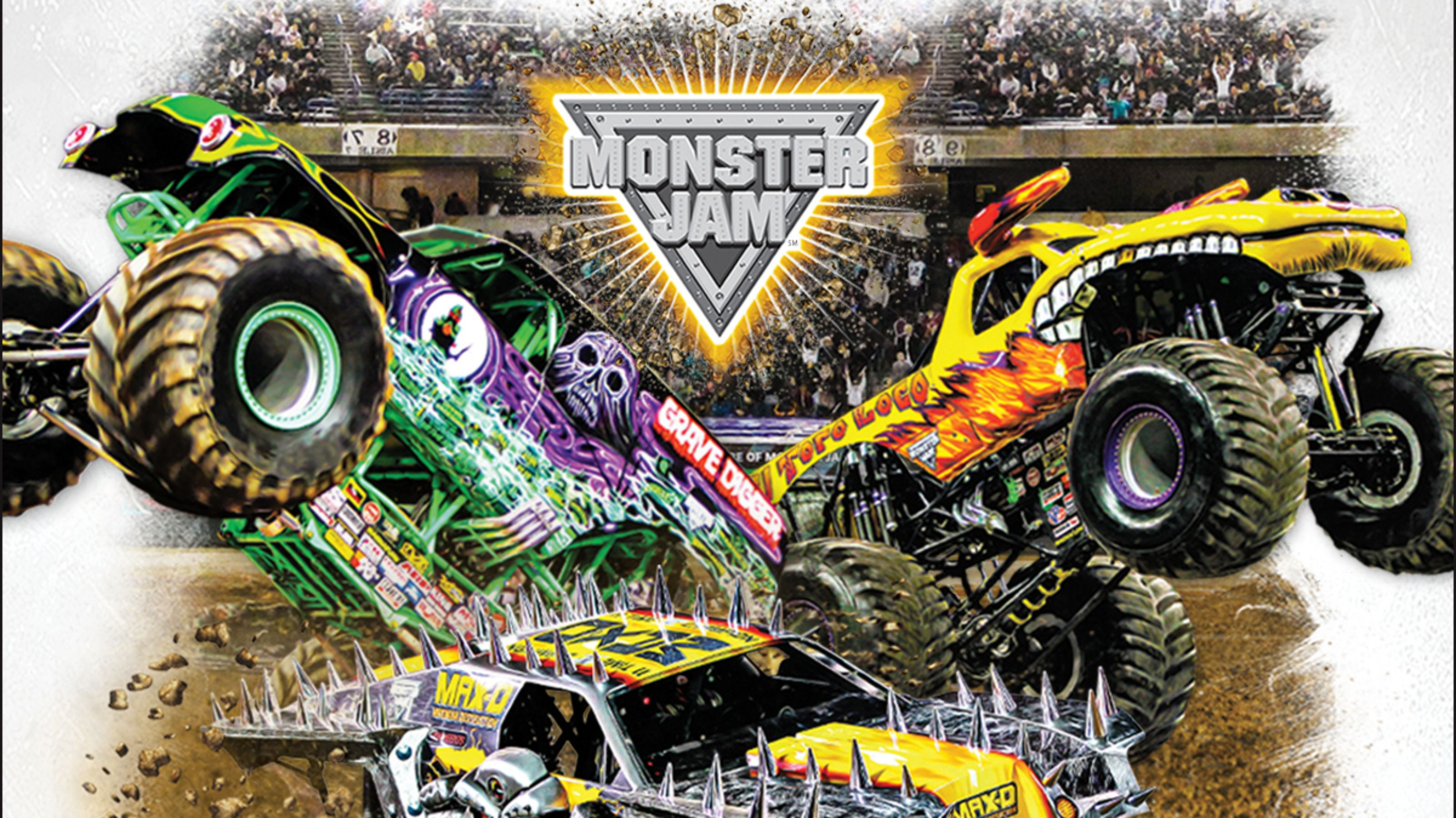 Enter to Win Tickets to Monster Jam at Royal Farms Arena! {CONTEST ENDED}