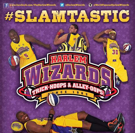 The Harlem Wizards are coming to Aberdeen! – Feb. 25th