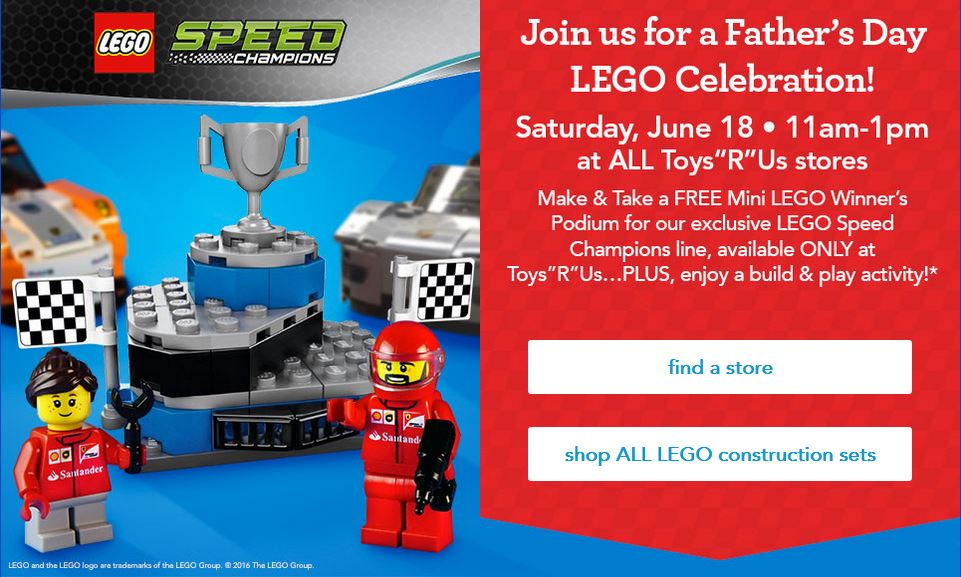 Event - 06.18.16 - Lego Build