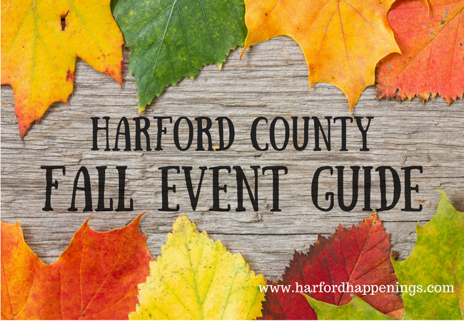 Fall Events in Harford County
