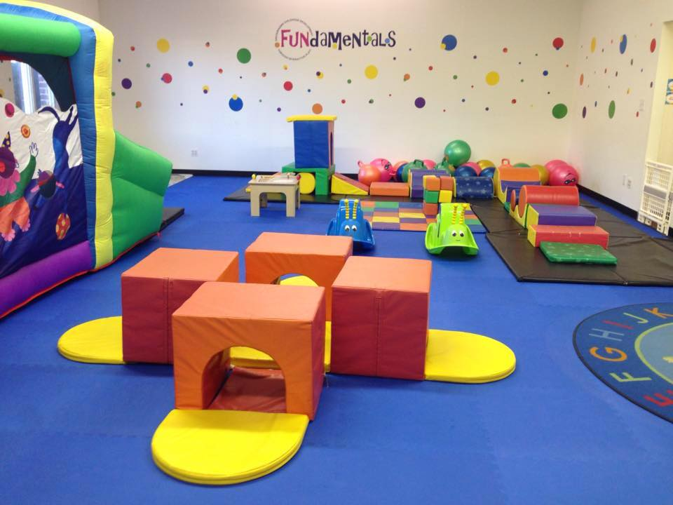 Win a FREE 6 Week Session at FUNdamentals – Parent & Me Classes in Forest Hill