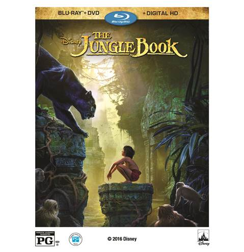Enter to Win a Digital Copy of Disney's The Jungle Book