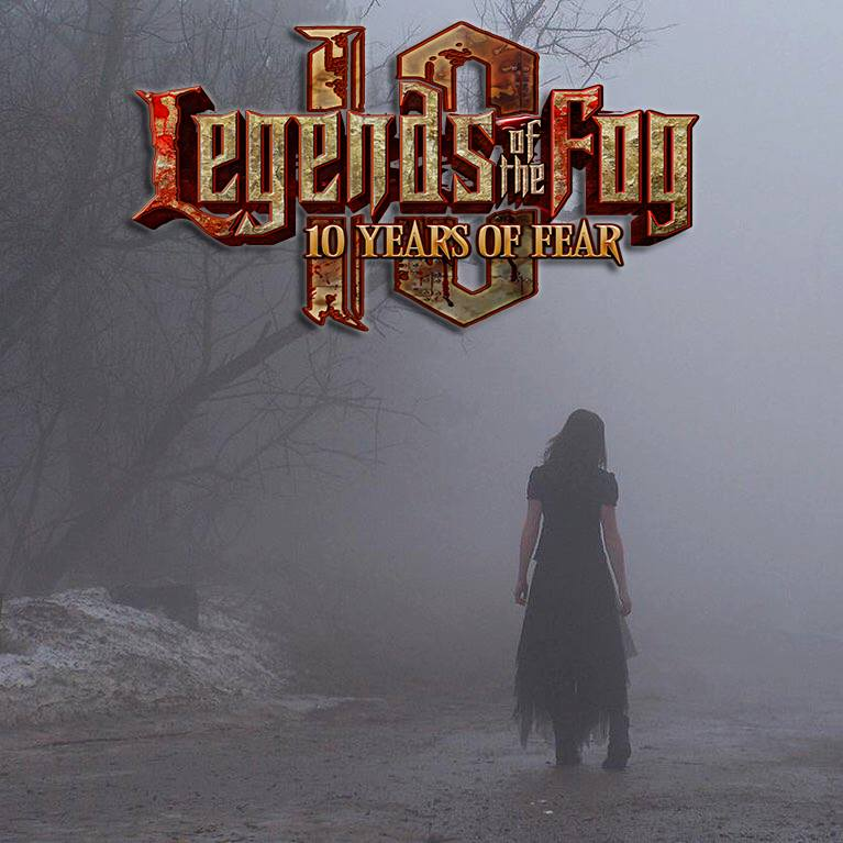Discounted Admission to Maryland's Premier Haunted Attraction – Legends of the Fog