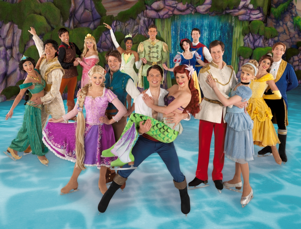 Disney On Ice presents Dream Big is coming to ROYAL FARMS ARENA from February 8-12, 2017!