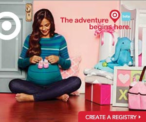 Create a Target Baby Registry and Get $50 in Coupons and 15% Off Items on Your Registry!
