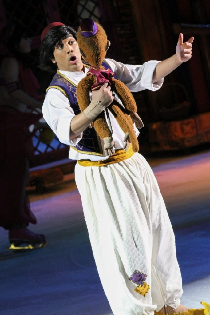 Review Disney On Ice Presents Dream Big Royal Farms