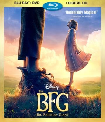 Win a Digital Download of Disney's The BFG