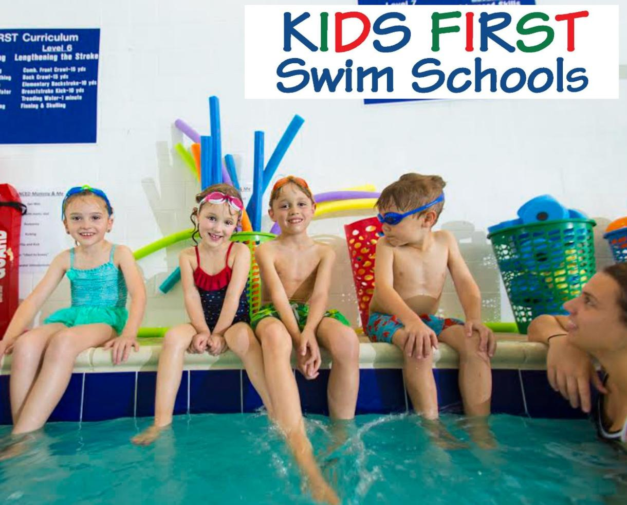 Local Deal: $50 for FOUR swim lessons at Kids First Swim School in Bel Air