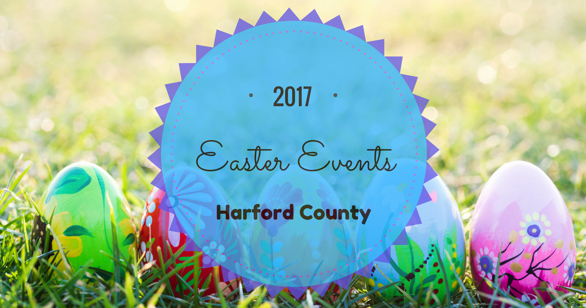 Local Harford County Easter Events