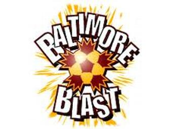 Baltimore Blast To Hold FREE Practice in Harford County This Weekend!