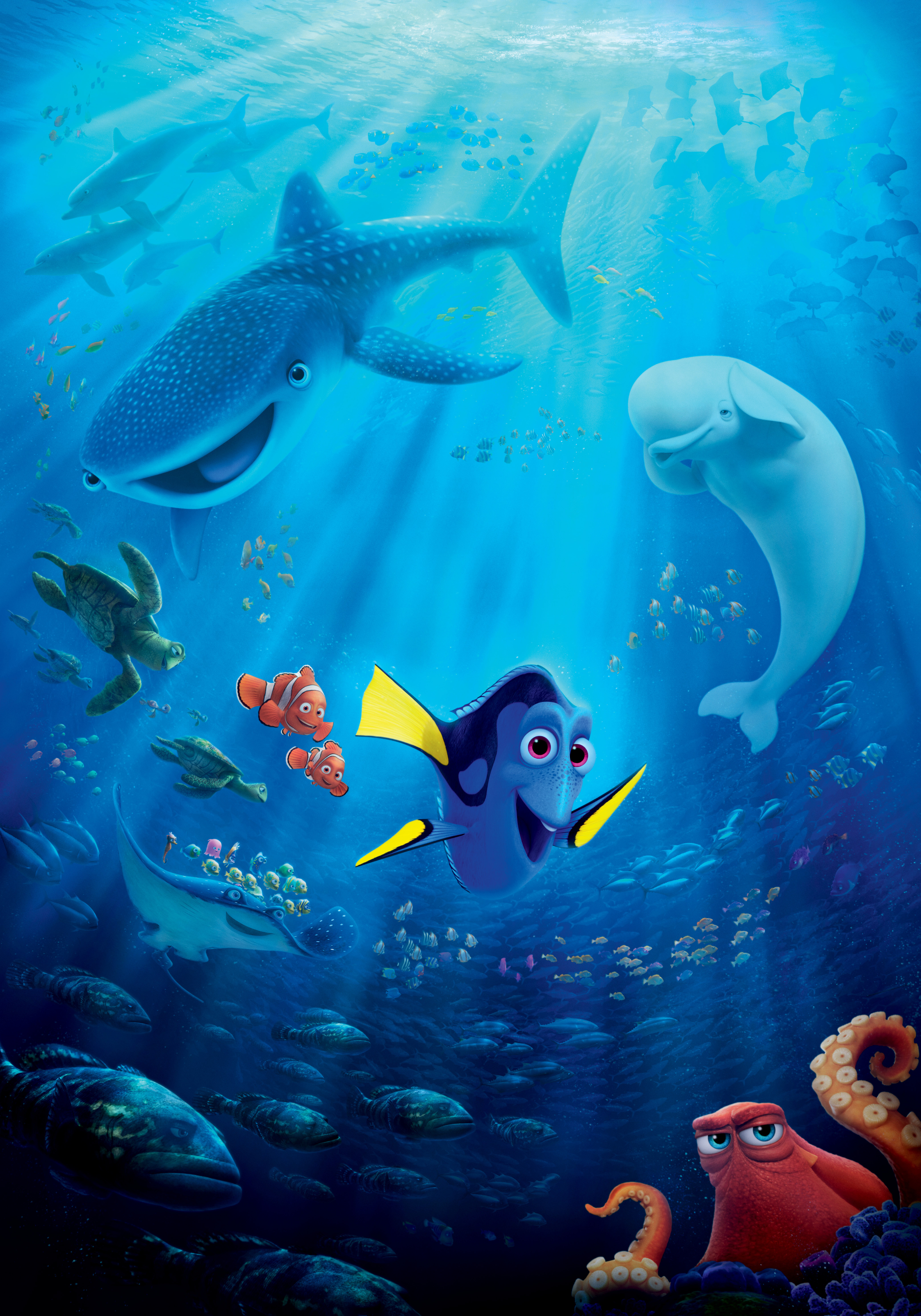 Summer Movie Night (Finding Dory)