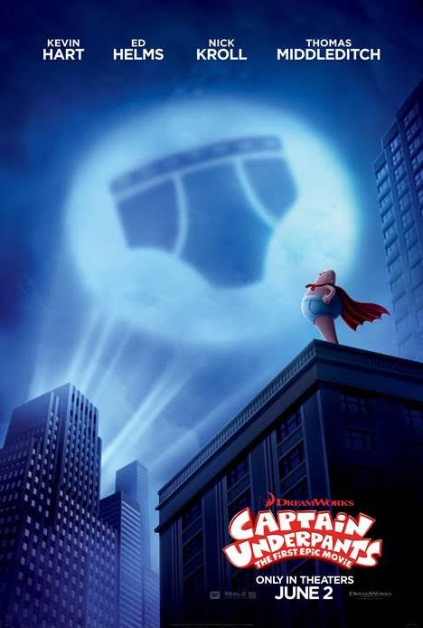 Win Passes to the Screening of Captain Underpants: The First Epic Movie