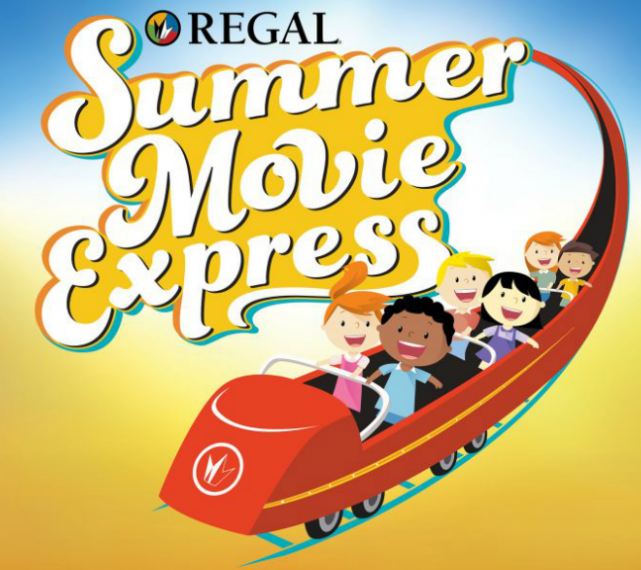 2018 Summer Movie Express – $1 Movies at Regal Cinemas!