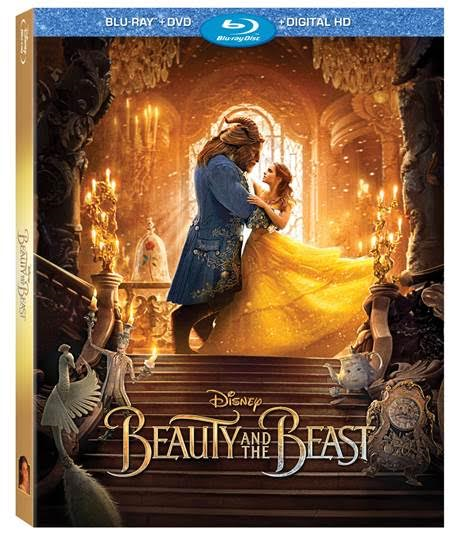 Enter to Win a Digital Download of Beauty And The Beast! | Now Available on Blu-Ray + DVD + Digital HD