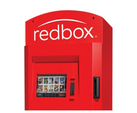 Save 40% on Redbox Rentals!