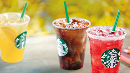 FREE Starbucks Tea Today – July 14