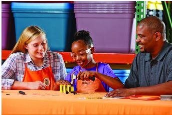 FREE Kids Workshop at Home Depot | Build a Wooden Penske Truck – August 5