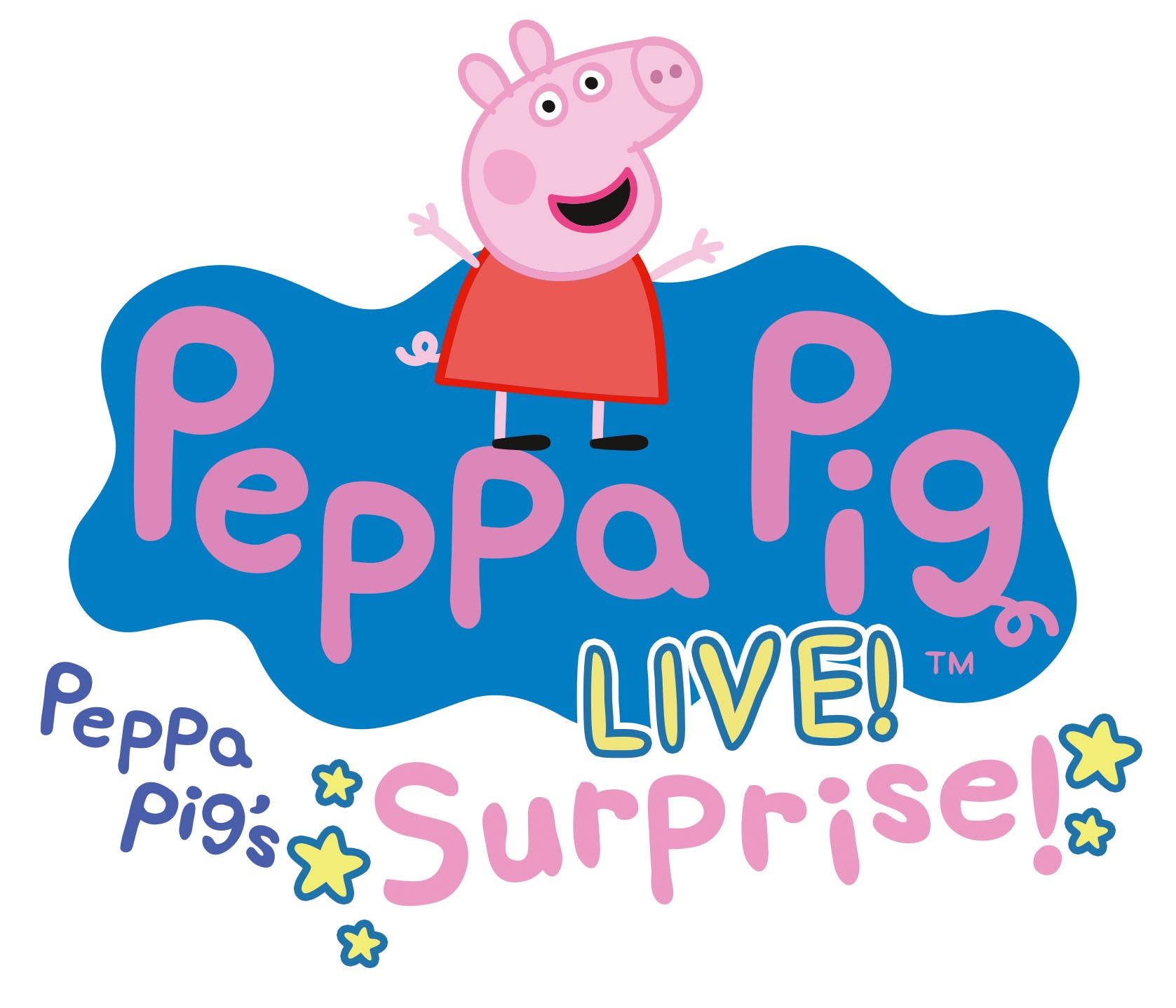 Peppa Pig Live Show Coming To The Modell Performing Arts Center at the Lyric – October 13