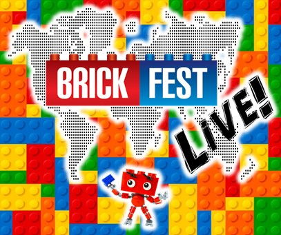 Brick Fest Live LEGO Fan Experience arrives at the Maryland State Fairgrounds – November 4-5