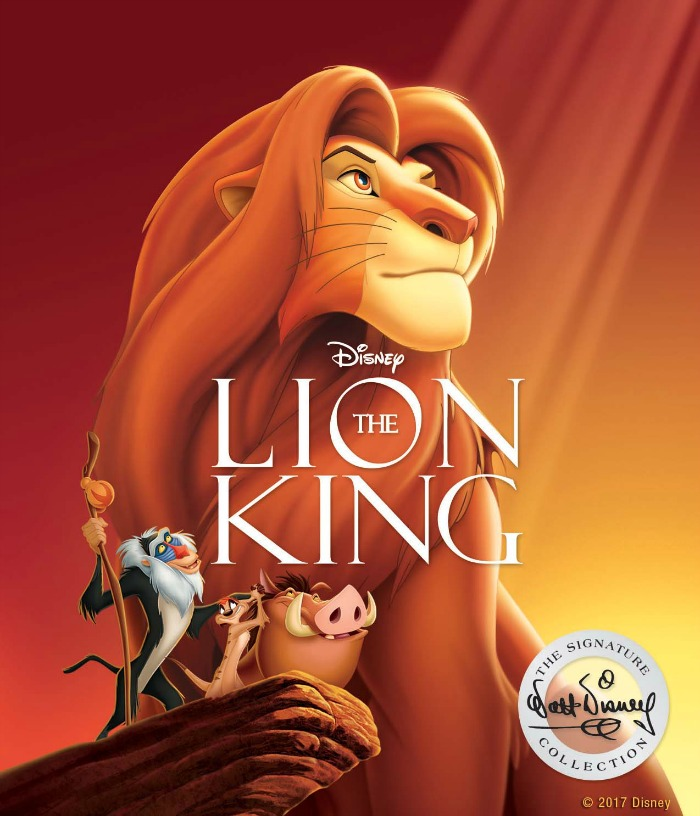 Win a Digital Download of The Lion King | Now Available on Blu-Ray + DVD + Digital HD