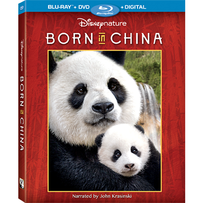 Win a Digital Download of Born in China | Now Available on Blu-Ray + DVD + Digital HD