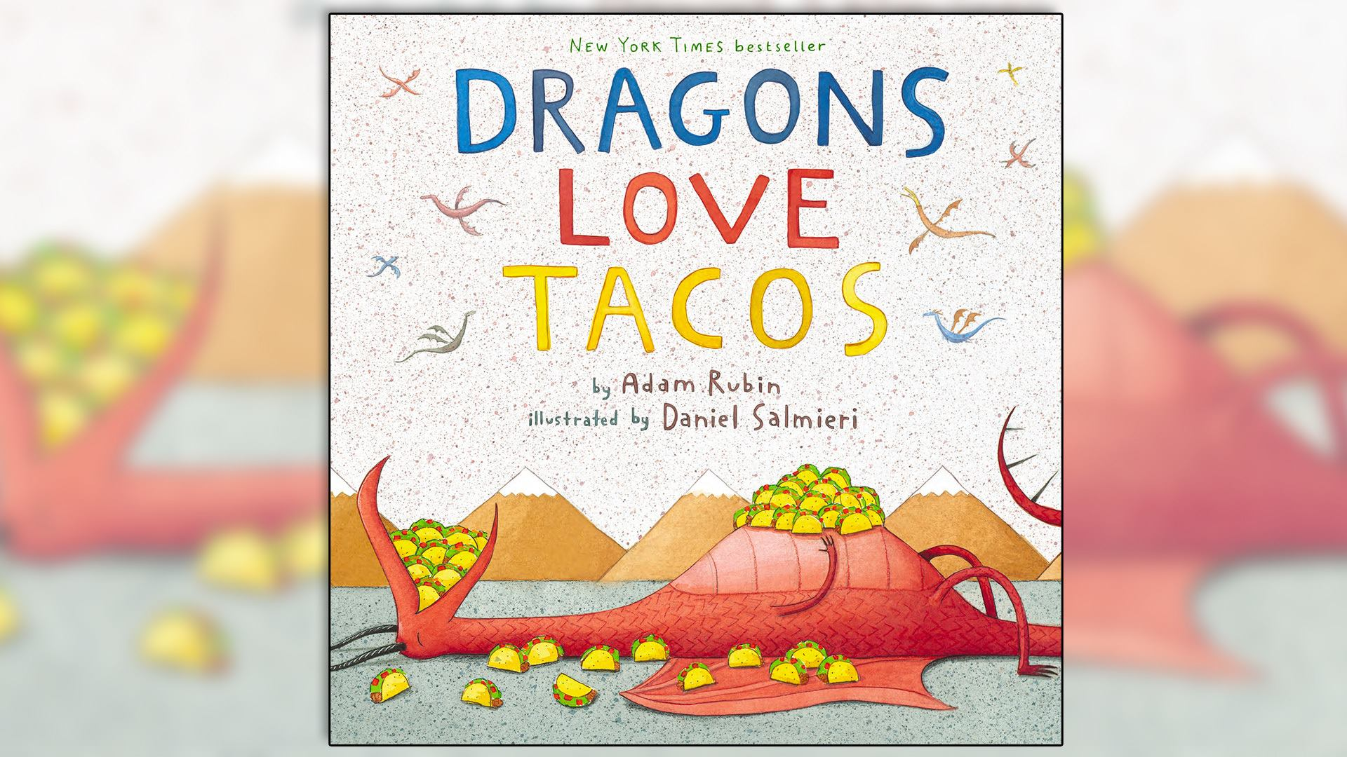 Tickets to Dragons Love Tacos at Harford Community College only $8!