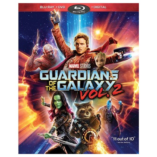 Win a Digital Download of Guardians of the Galaxy Vol. 2 | Now Available on Blu-Ray + DVD + Digital HD