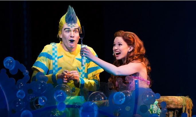 Tickets to The Little Mermaid at Harford Community College only $10!