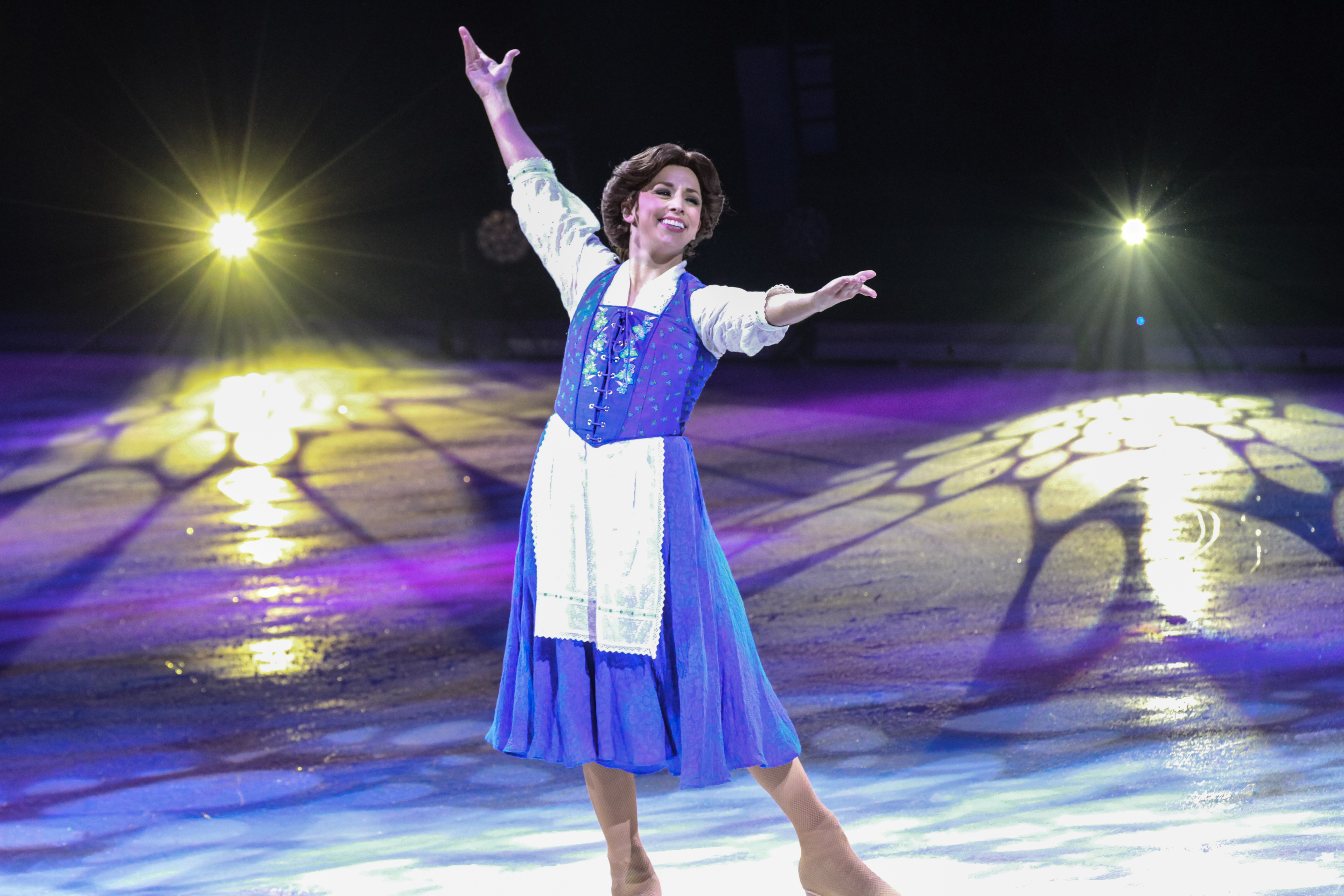 REVIEW: Disney On Ice Presents Dare to Dream at Royal Farms Arena {Oct. 11-15}
