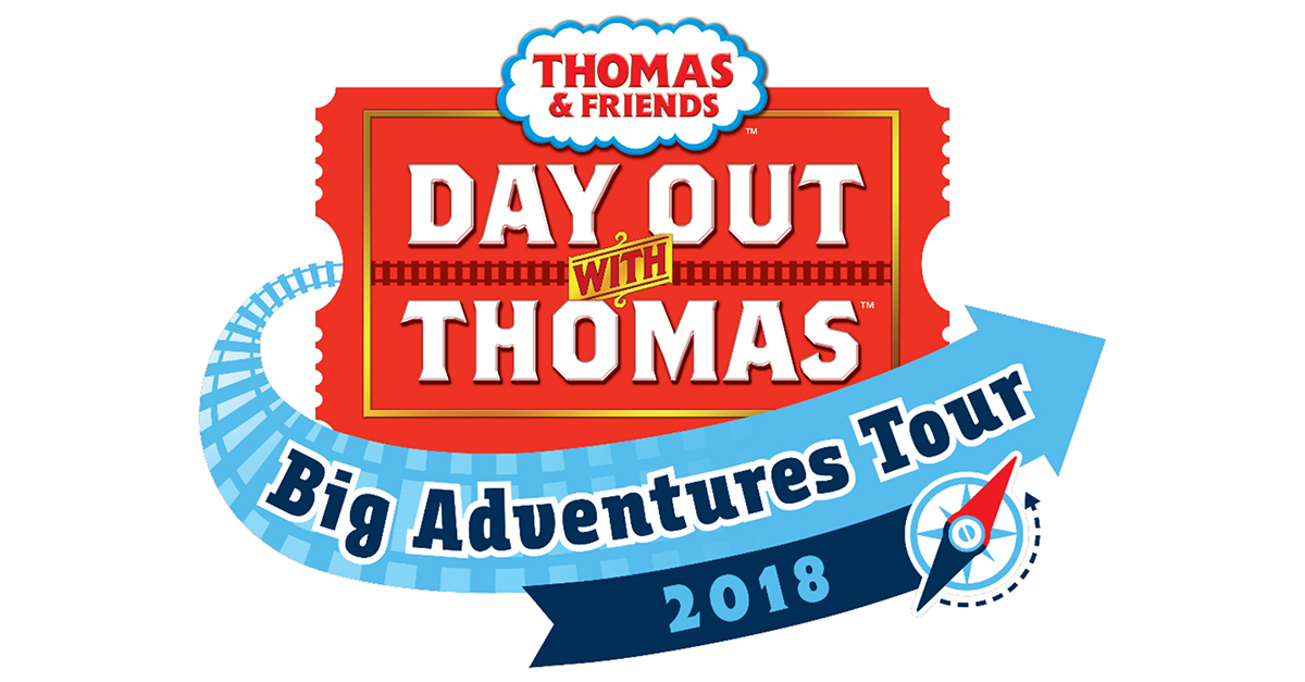 Win Tickets to Day Out With Thomas at The B & O Railroad Museum – April 28 2018