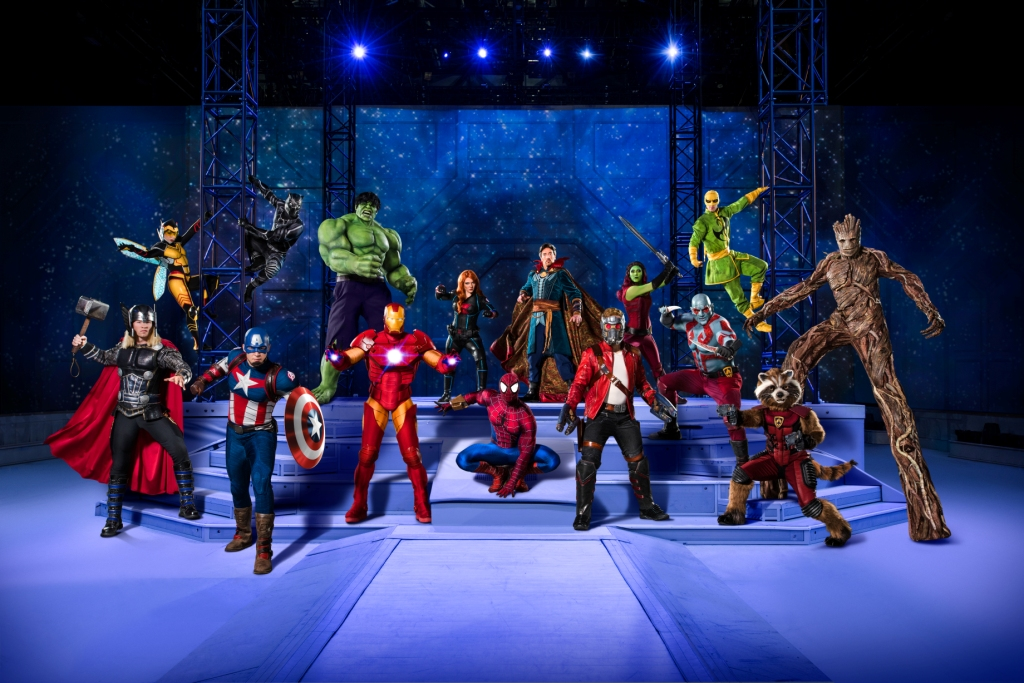 Win Tickets to Marvel Universe Live! Age of Heroes at Royal Farms Arena