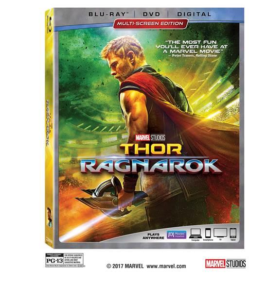 Enter to Win a Digital Copy of Thor Ragnarok