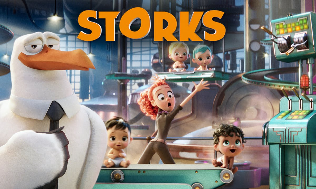 Summer Movie Night – Storks