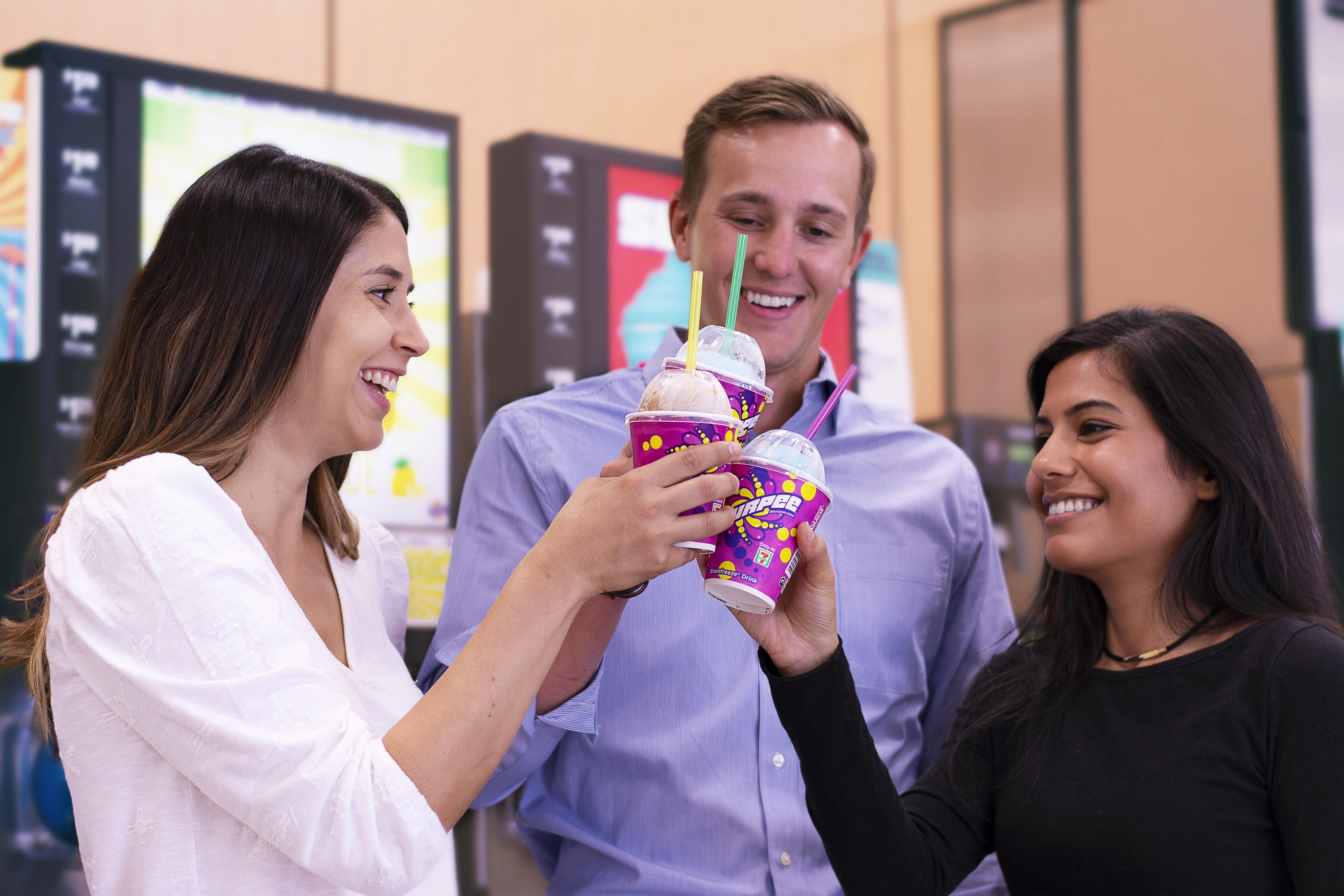 FREE Slurpee Day at 7-Eleven – July 11, 2018