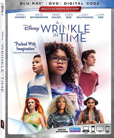 Enter to Win a Digital Download of Disney's A Wrinkle In Time
