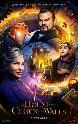 Enter For A Chance To Attend A Screening of The House With A Clock In Its Walls at Arundel Mills